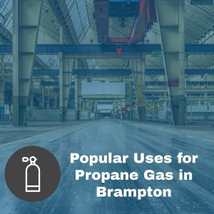 Large Warehouse with Popular Uses for Propane Gas Brampton
