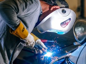 Welding Gas Supplier welding